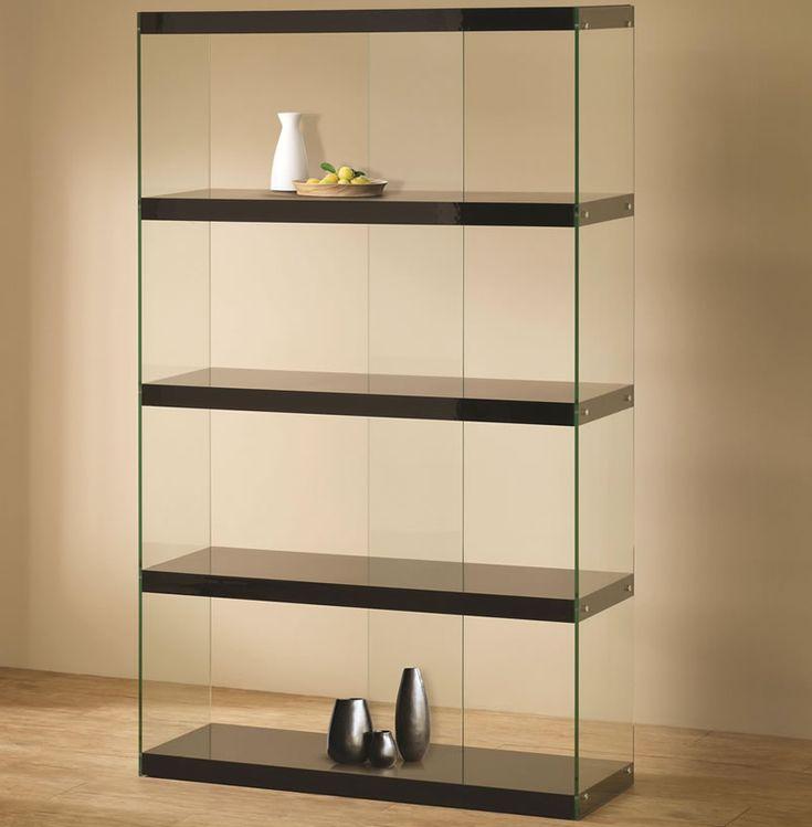 Modern Display Cabinet: Modern Display Cabinets With Lucido High Gloss Display Cabinet,