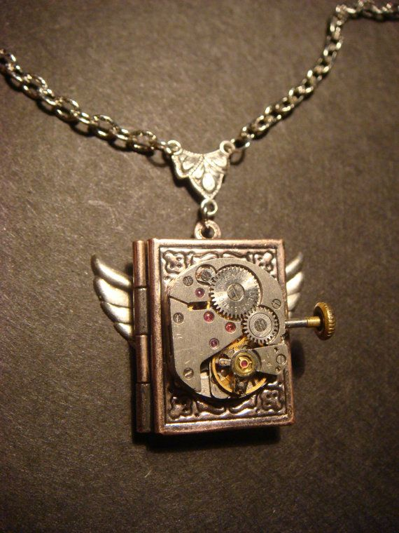 steampunk Neo vittoriano orologio movimento di ClockworkAlley