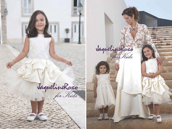 3 propostas de vestidos para meninas das alianças. #casamento #noiva #meninasdasaliancas #vestidos #branco