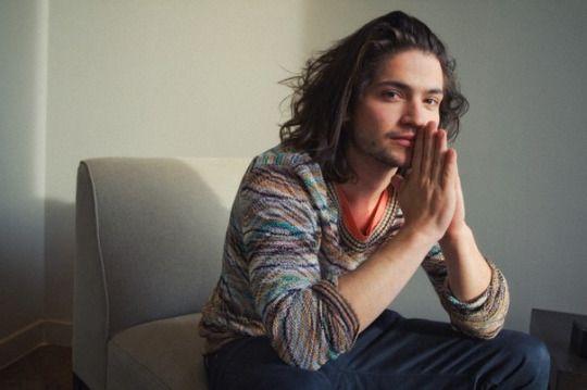Thomas McDonell aka my future husband