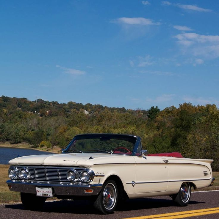 51 Best Images About Mercury Comet On Pinterest