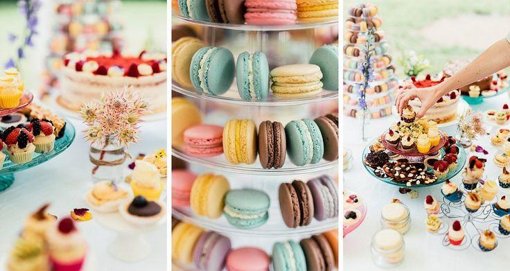 Terezka + Radan ~ BíláČerná  Sweet/Candy Bar/Wedding/Sweet Melange