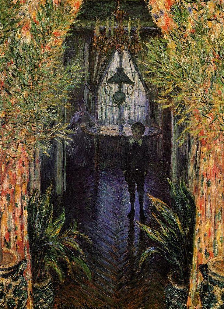 Claude Monet | Corner of the Apartment, 1875