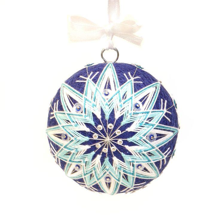 Handmade christmas ornament by JoeyART on Allegro.pl