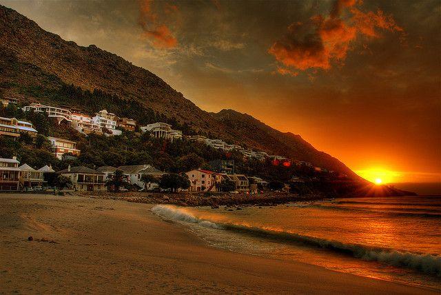 Gordon's Bay - 20 best South African beaches