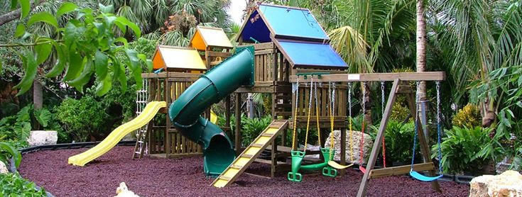 Kids Playground Equipment & Parts | Children's Swing Sets for Sale