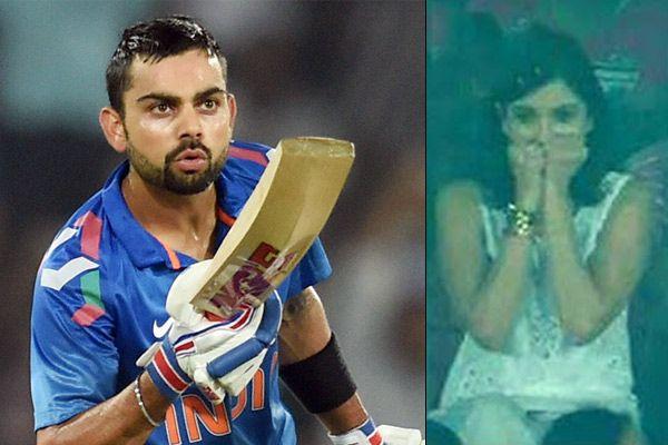 Bollywood Meets Cricket: The Magical Love Story Of Virat Kohli And Anushka Sharma - BollywoodShaadis.com