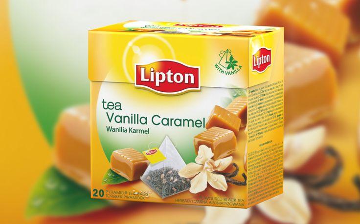 Lipton Wanilia Karmel