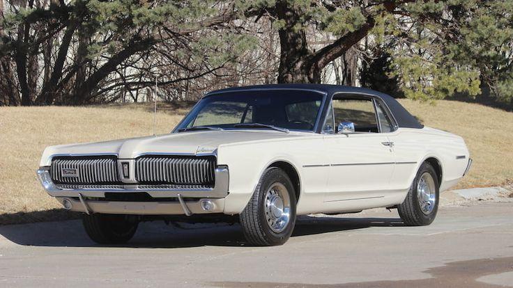 1967 Mercury Cougar   S19   Kansas City 2018   – Cars