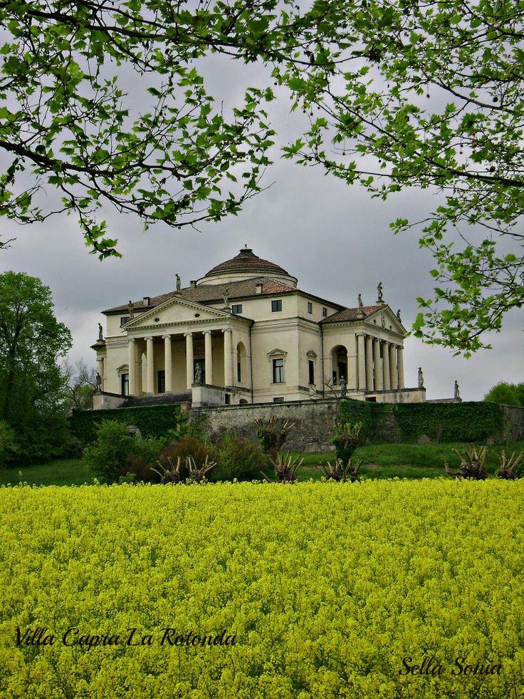 "Villa ""La Rotonda"" - Vicenza, Veneto, Italy"