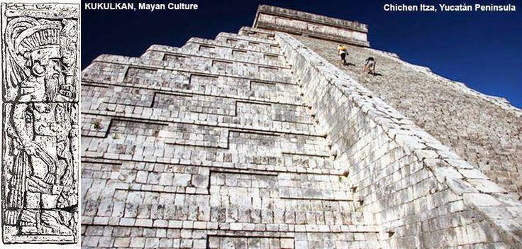 ATLANTEAN GARDENS: Massive Stone Pyramids of Mesoamerica