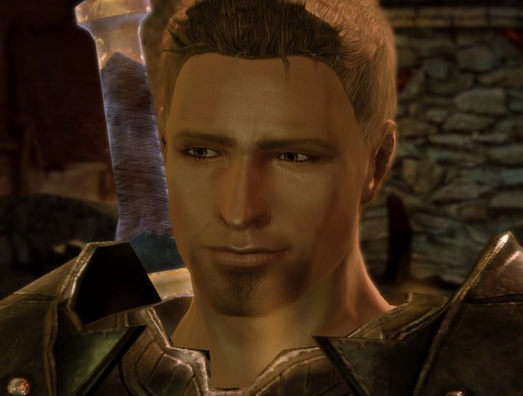 Alistair from Dragon Age Origins <3