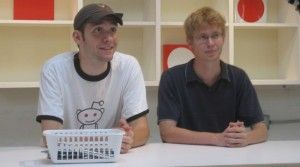 Alexis Ohanian And Steve Huffman Duo Behind Reddit