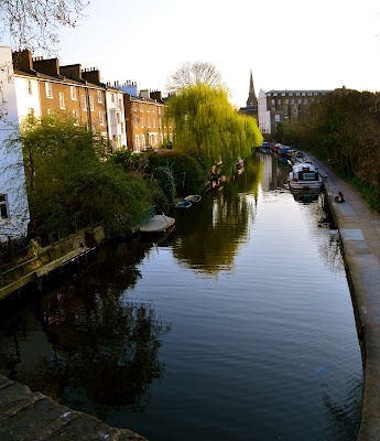 Primrose Hill, London, UK: looks so peaceful
