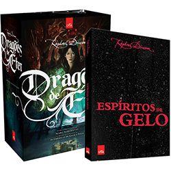Kit Livros - Box Dragões de Éter + Espíritos de Gelo (4 Volumes)