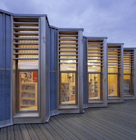 Sandal Magna Community Primary School by Sarah Wigglesworth Architects