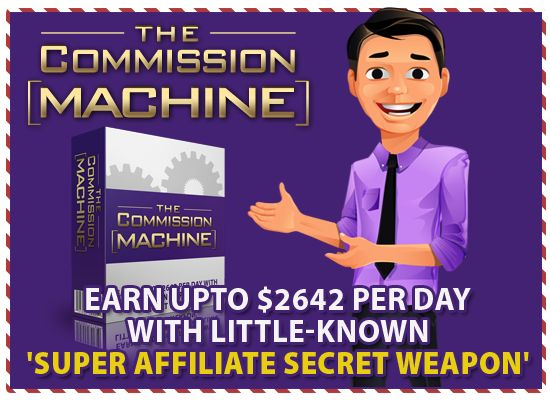 Affiliate marketing is usually hard and costly. But not any more;  If you want to finally start raking in serious commissions (daily) then this is your chance to make it happen. Just click on the image.