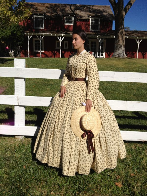 Dressed in Time: At Day at Spring Mountain Ranch