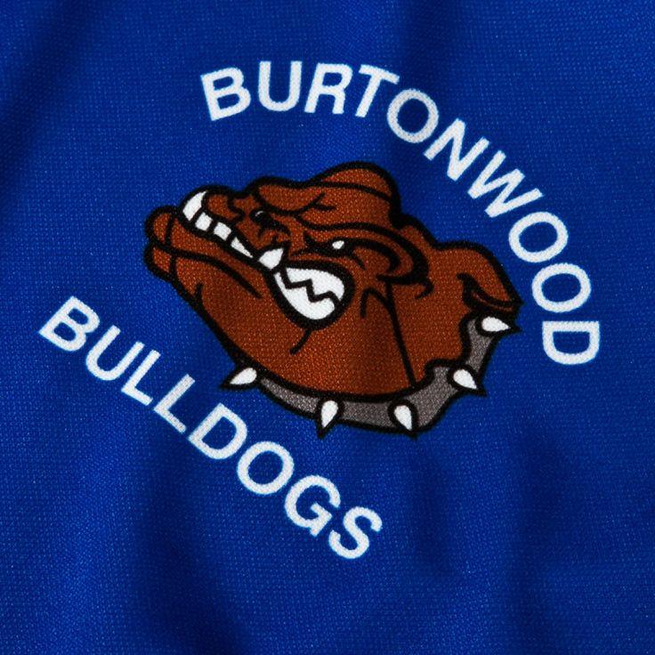 Burtonwood Bulldogs Printed Vest: Official Burtonwood Bulldogs GAA ...