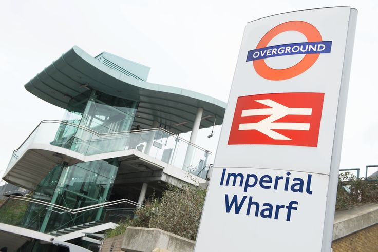Imperial Wharf overground station in London, directly opposite our office.  If you need any help around your property Melchior Gray is a London-based property maintenance company. We specialise in responsive maintenance, painting/decorating & small building projects. Call our team today on 020 7731 2100 www.mglondon.uk