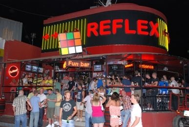 Malia, Crete, Greece:- The Guide to Theme Bars of Malia