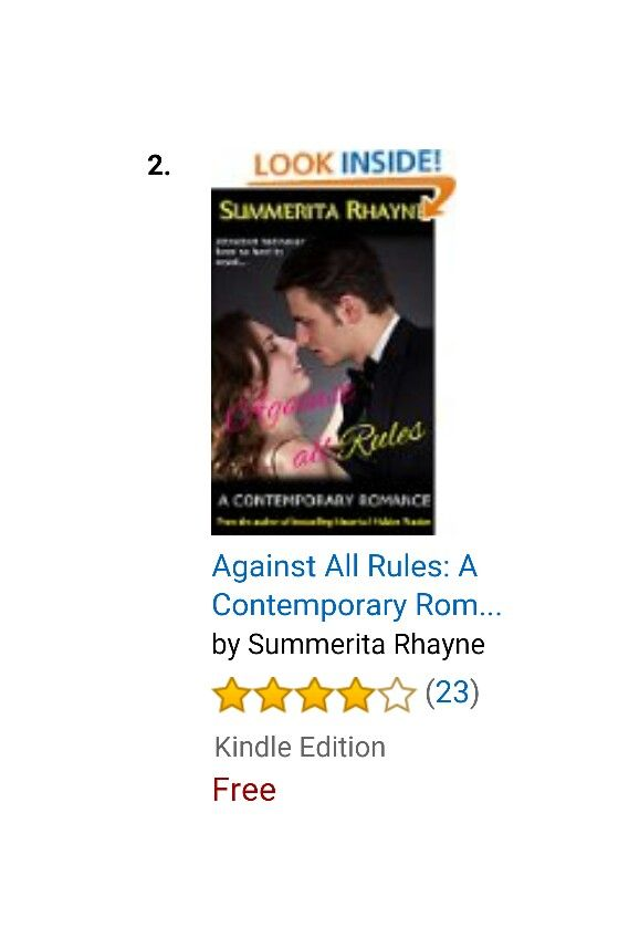 At #2 in free books in Asian literature; #17 in urban contemporary #fiction #AgainstAllRules Free from 9th to 11th Sept  https://www.amazon.com/dp/B00MY2QVRS