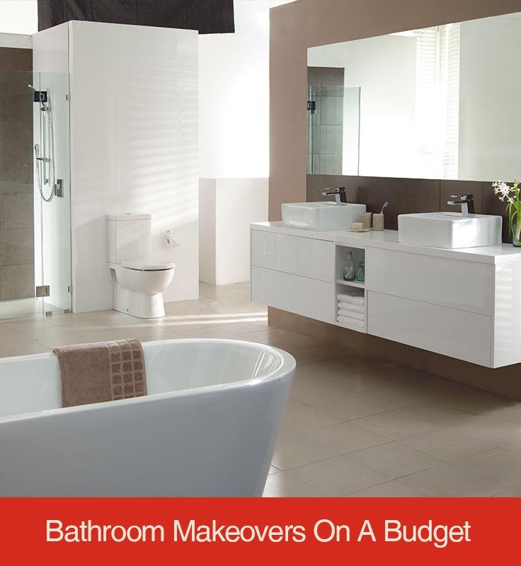 28 best bathroom ideas images on pinterest bathroom for Simple bathroom designs without tub