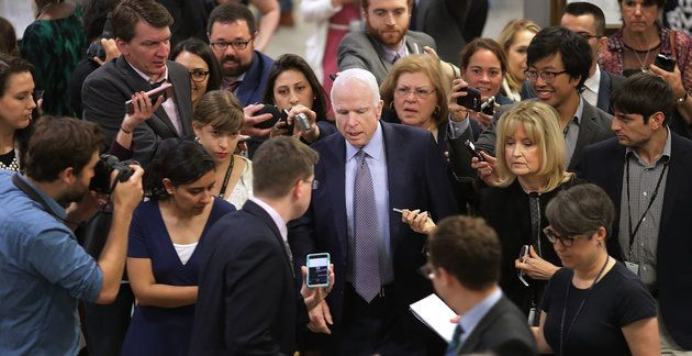 John McCain: Trump Scandals 'Reaching Watergate Size And Scale'   HuffPost