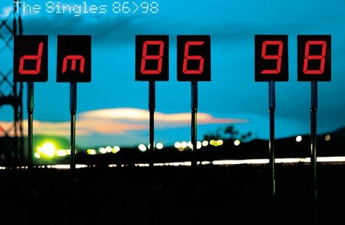 Depeche Mode 'The Singles 86-89'