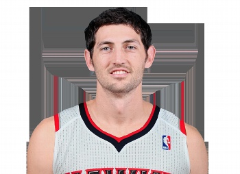 Kirk Hinrich :) Kirk grew up in Sioux City.  His Father was the West High School coach. He went to Kansas along with Nick Collison from Des Moines.