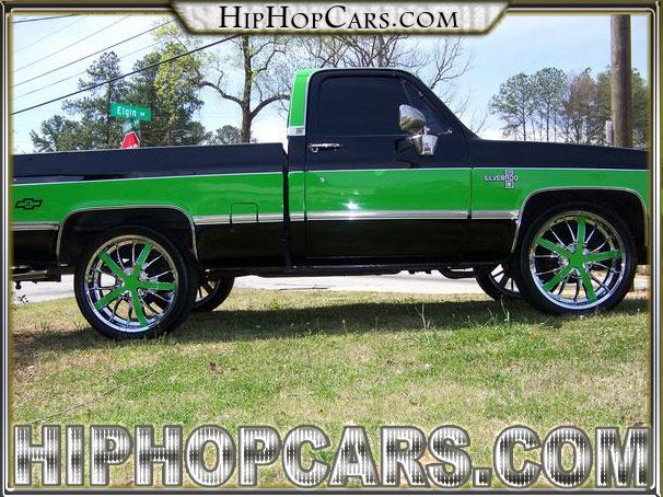 Cool Pictures Of Cars >> Pimped Out Silverado...very cool!! | Fantasy Wheels | Pinterest | Silverado truck, Cars and Wheels