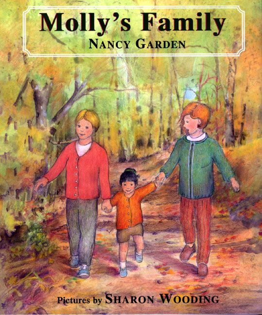 Picture books about LGBT families