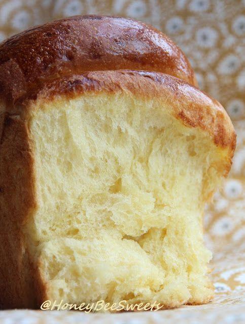 Honey Bee Sweets: Soft Pumpkin Milk Loaf (超軟南瓜鮮奶吐司)