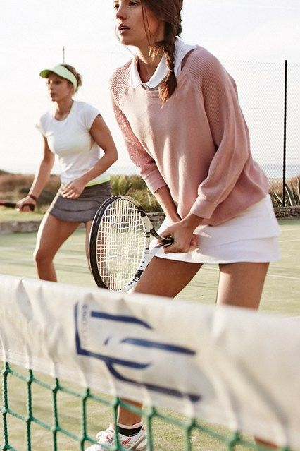 With Wimbledon well underway, Calgary Avansino presents the best in tennis wear