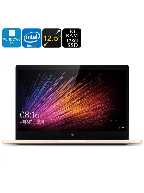 Xiaomi Air 12 Laptop (Gold)