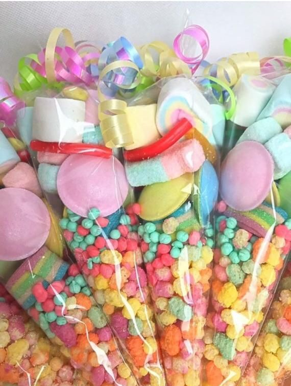Gifts wedding favours party bags Sweet Kebabs for parties