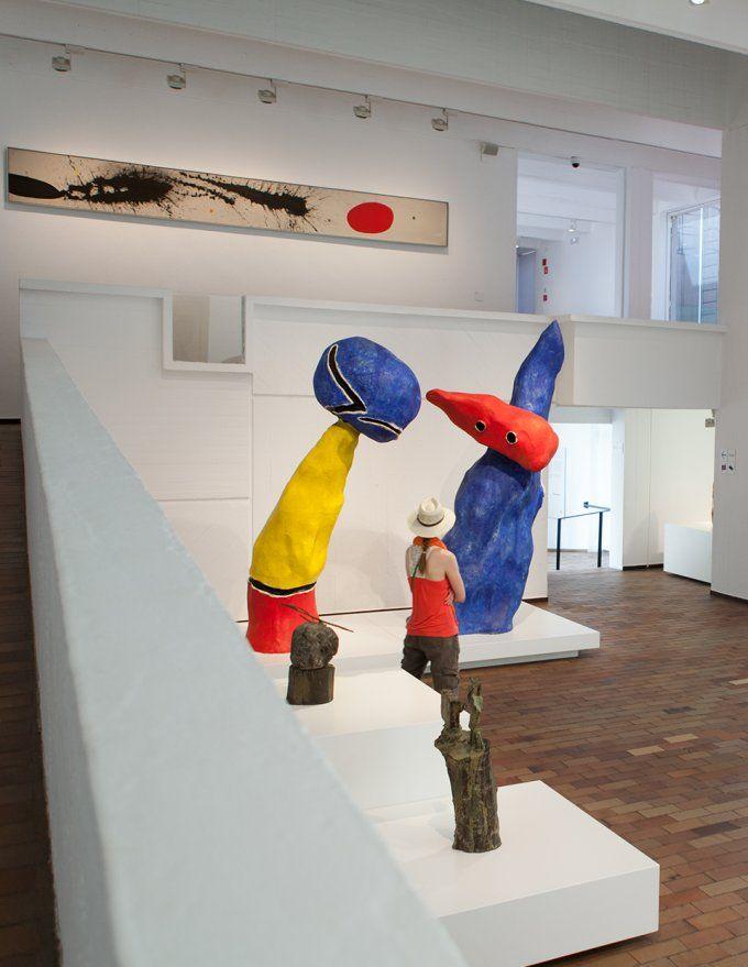 Fundació Joan Miró. Parc de Montjuïc08038 Barcelona T +34 934 439 470 info@fmirobcn.org