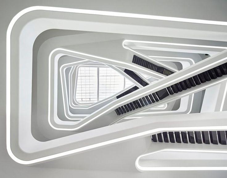 Dominion Office Building, Mosca, 2015 - Zaha Hadid Architects