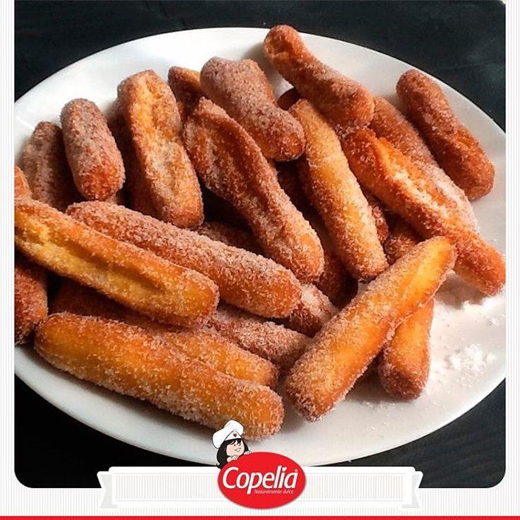 Y para que te antojes e invites a tus amigos te presentamos la receta de unos palitos de #LecheCondensadaCopelia y limón. Sigue la receta enhttps://goo.gl/mDBlDK  #Panelitas #Coco #Copelia #Arequipe #Dulce #Cocadas #AmoACopelia #NosGustaCopelia #Instagood #Instafood #DulceDeLeche #LecheCondensada #Postres #Dulce #Sugar #Sweet #colombia