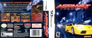 Asphalt Urban GT (DS) - The Cover Project