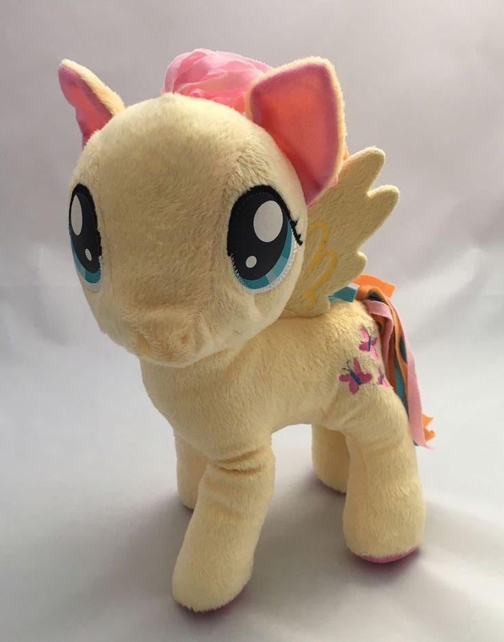 My Little Pony Plush Fluttershy Hasbro 2014  | eBay