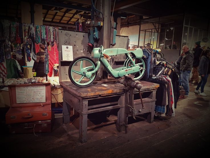 Moped Made in Italy
