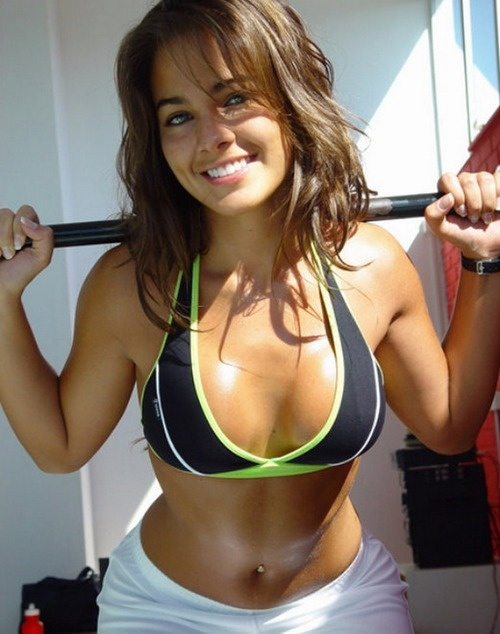 fitness babes, fitness girls in gym for workout..............