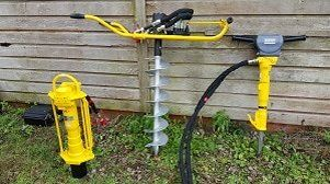Hydraulic hole borer, hydraulic knocker, hydraulic concrete breaker and hydraulic diamond cutting tools. The portable hydraulic power pack and handheld hydraulic power pack tools offer a tremendous amount of power using a low cost and simple system. For more info contact us at: http://www.fresh-group.com/hydraulic-power-pack-tools.html