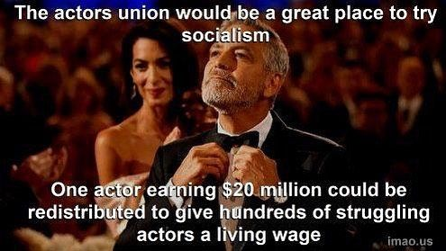 Practice what you preach Hollywood! | Humor | Liberal logic
