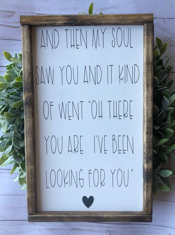 Signs with quotes | wood signs | farmhouse sign | farmhouse decor | signs for home | signs | home decor | wood sign | wedding sign | wedding
