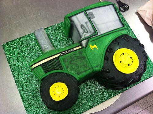 John Deere Tractor Cutouts : Best birthday cake ideas images on pinterest