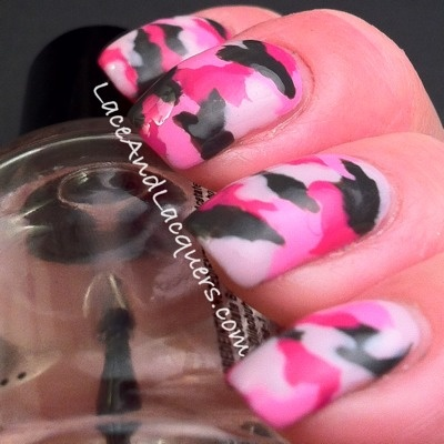 Pink camo :D every color but pink