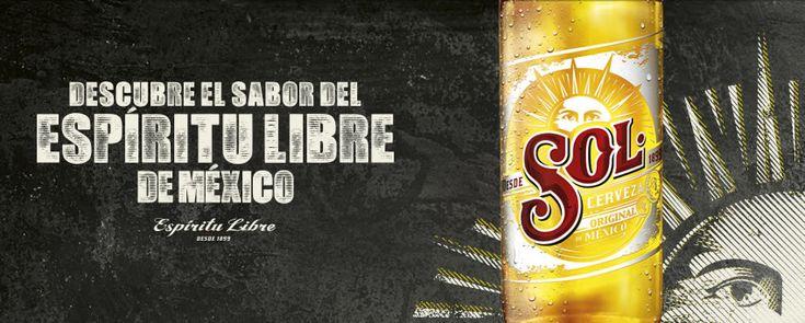 Los Insiders - Cerveza Sol