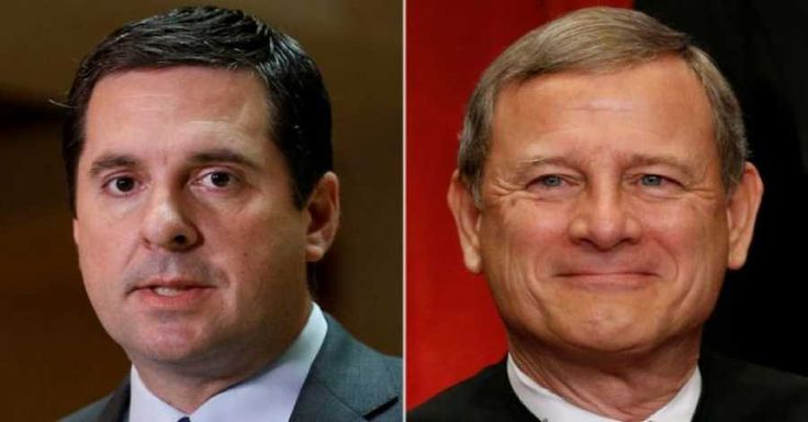 Nunes Will Meet With Chief Justice Roberts – Reason Why Has Obama Sweating